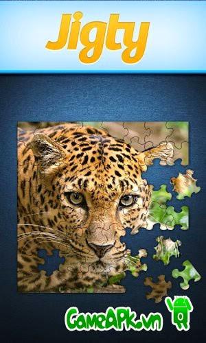 Jigty Jigsaw Puzzles v2.4 Unlocked cho Android
