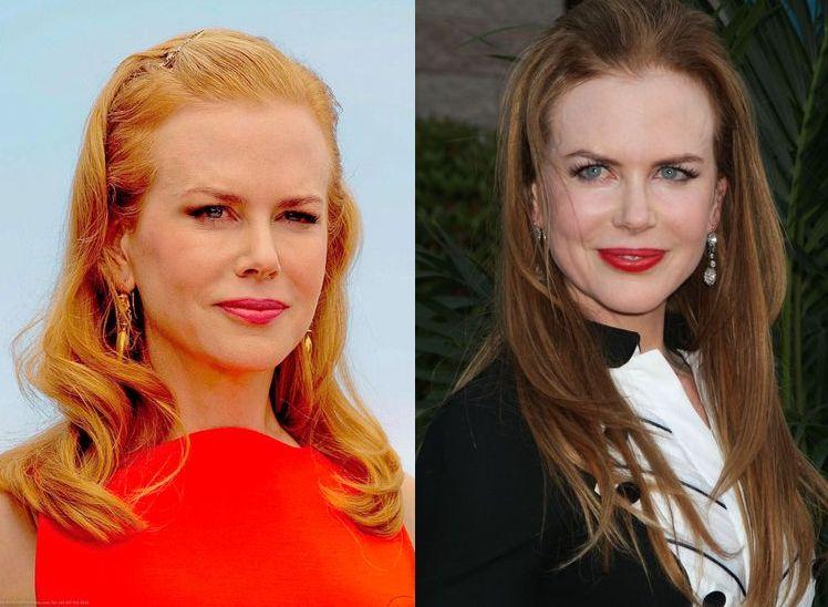 Nicole Kidman - kolorystyczny typ jesienny