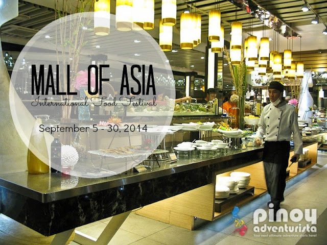SM Mall of Asia International Food Fest 2014