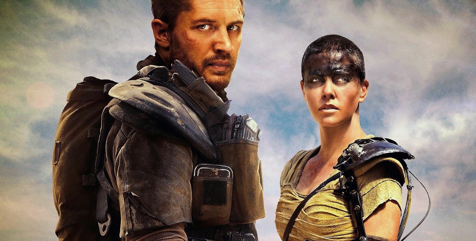 Vejas as imagens inéditas de Mad Max: Estrada da Fúria, com Charlize Theron e Tom Hardy