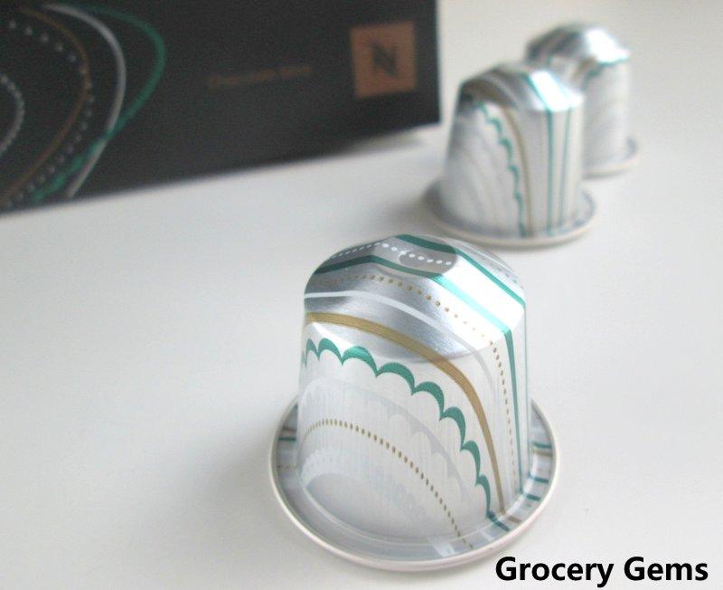 how to tell nespresso capsules apart