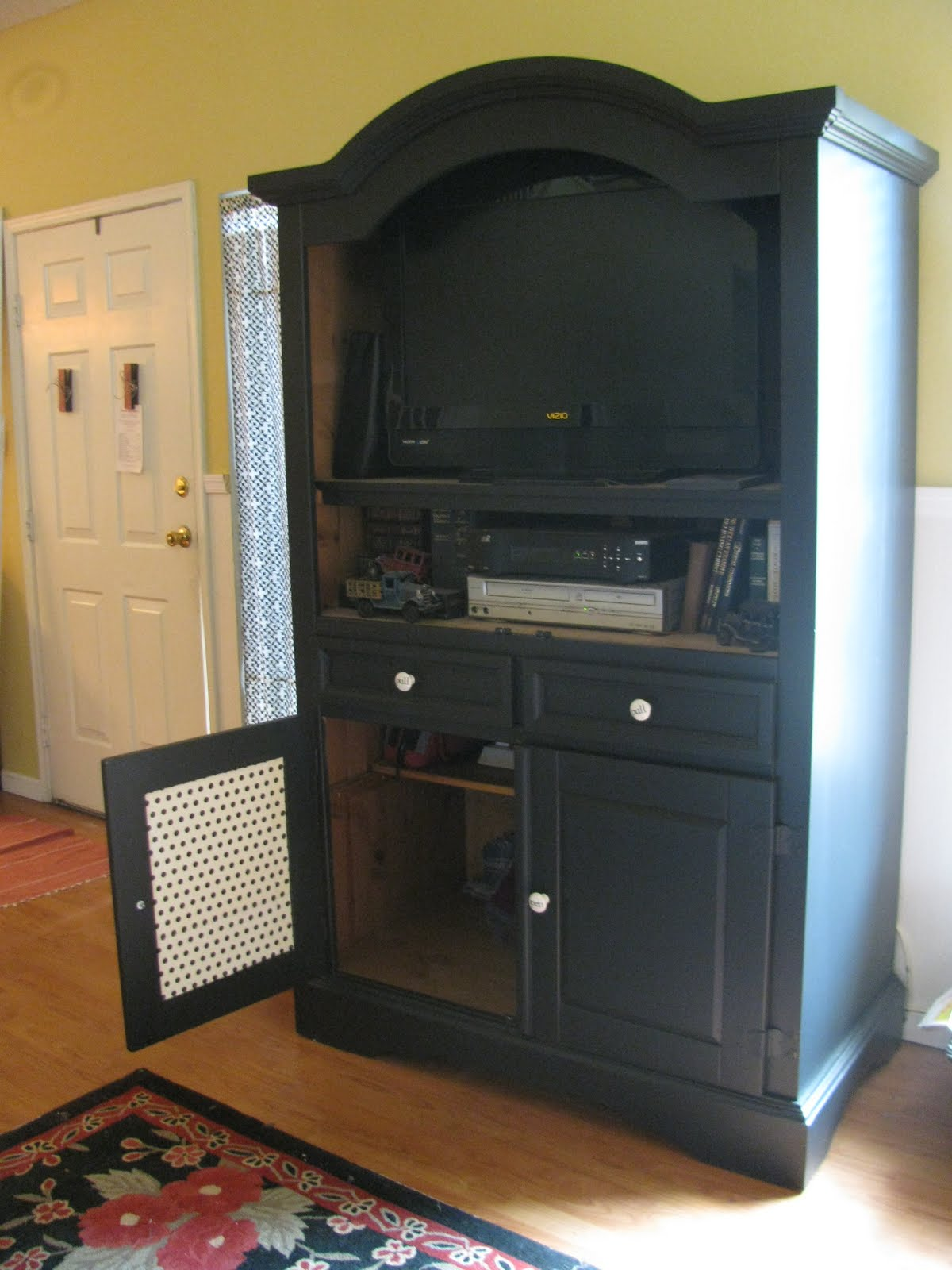 kitchen in armoire talentneeds open tansu for publication a complete only mini feet com