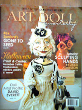 Published in Art Doll Quarterly 2012