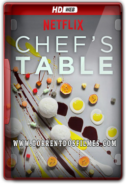 Chef's Table 2ª Temporada Completa (2016) Torrent – WEBRip 720p Dual Áudio
