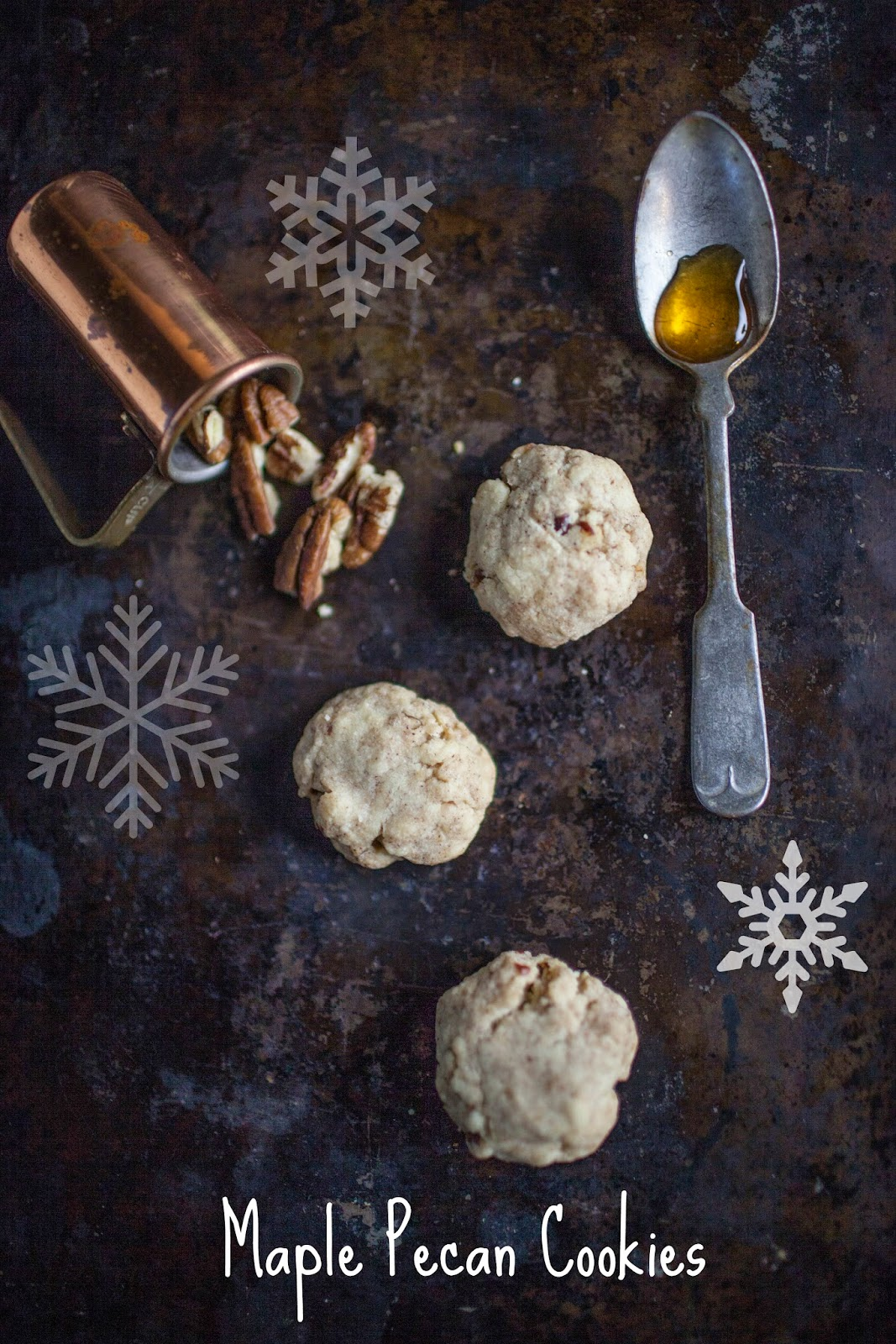 One cookie recipe 12 ways: Maple Pecan Cookies