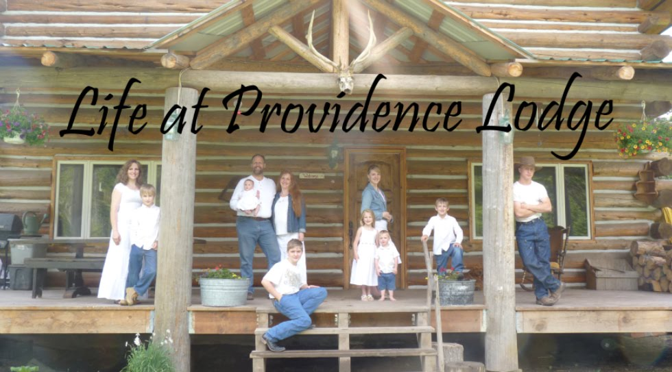 Life at Providence Lodge