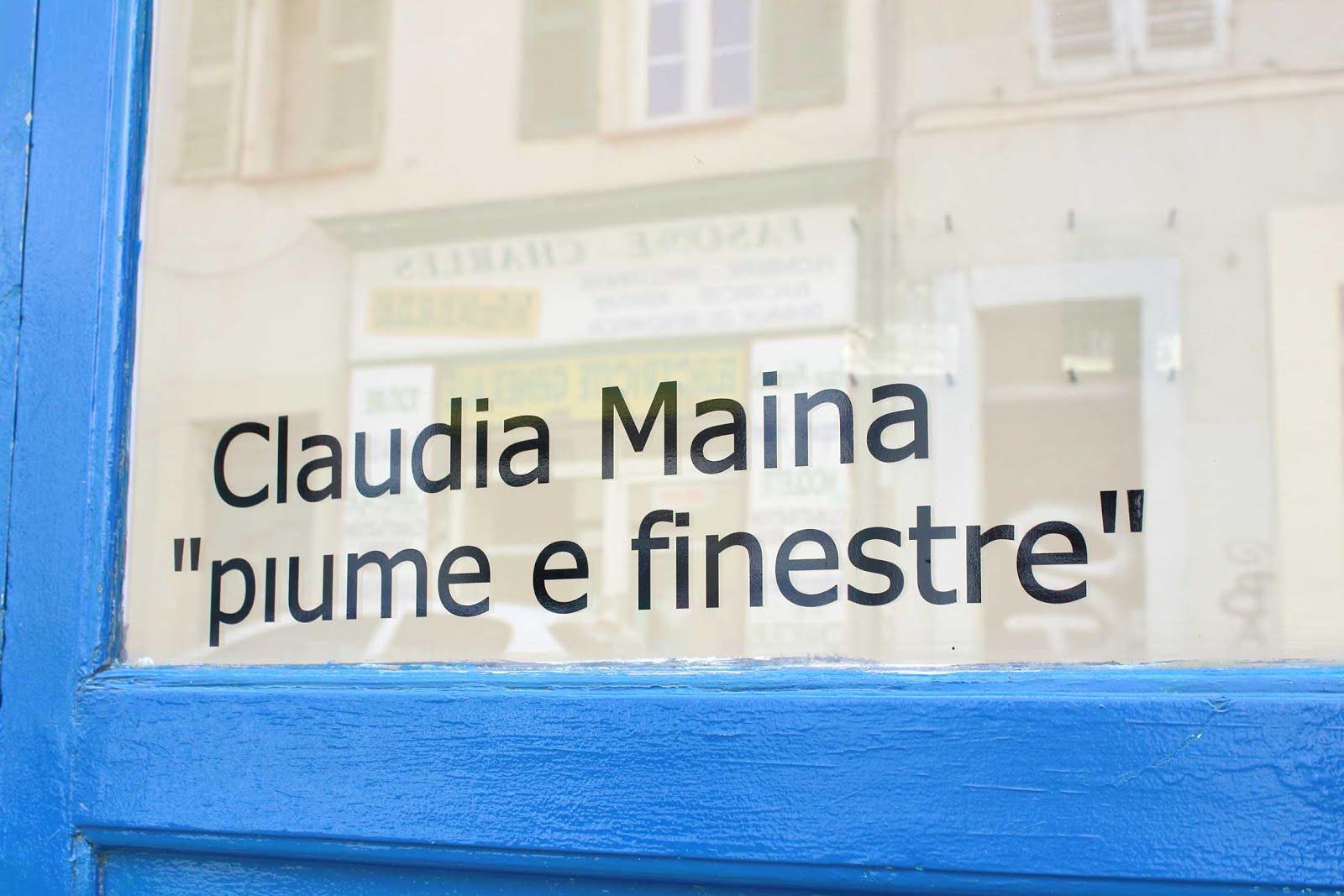 Claudia Maina titre