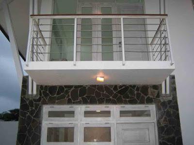 Design Balkon Rumah