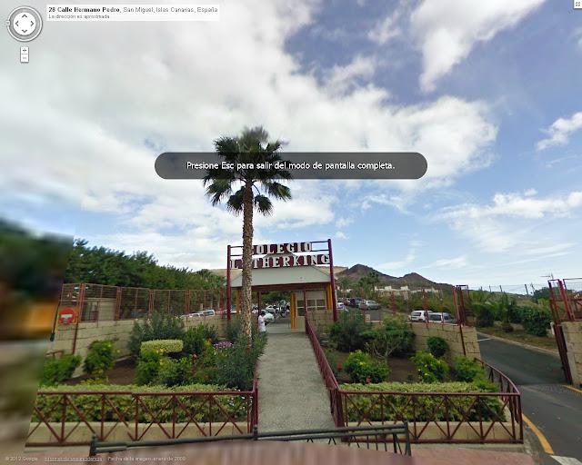 Tenerife amable colegio luther king sur - Colegio aparejadores tenerife ...