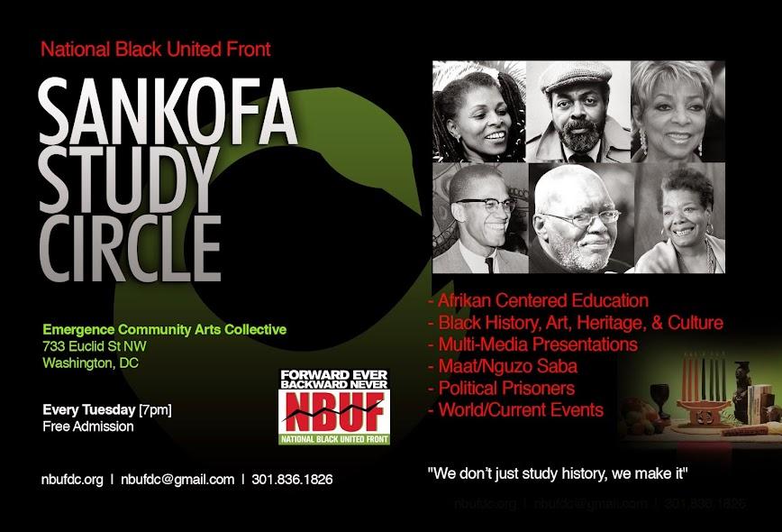 Sankofa Study Circle