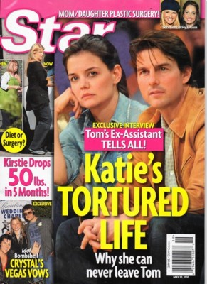 Katie Holmes Miserable on Katie Holmes Divorce