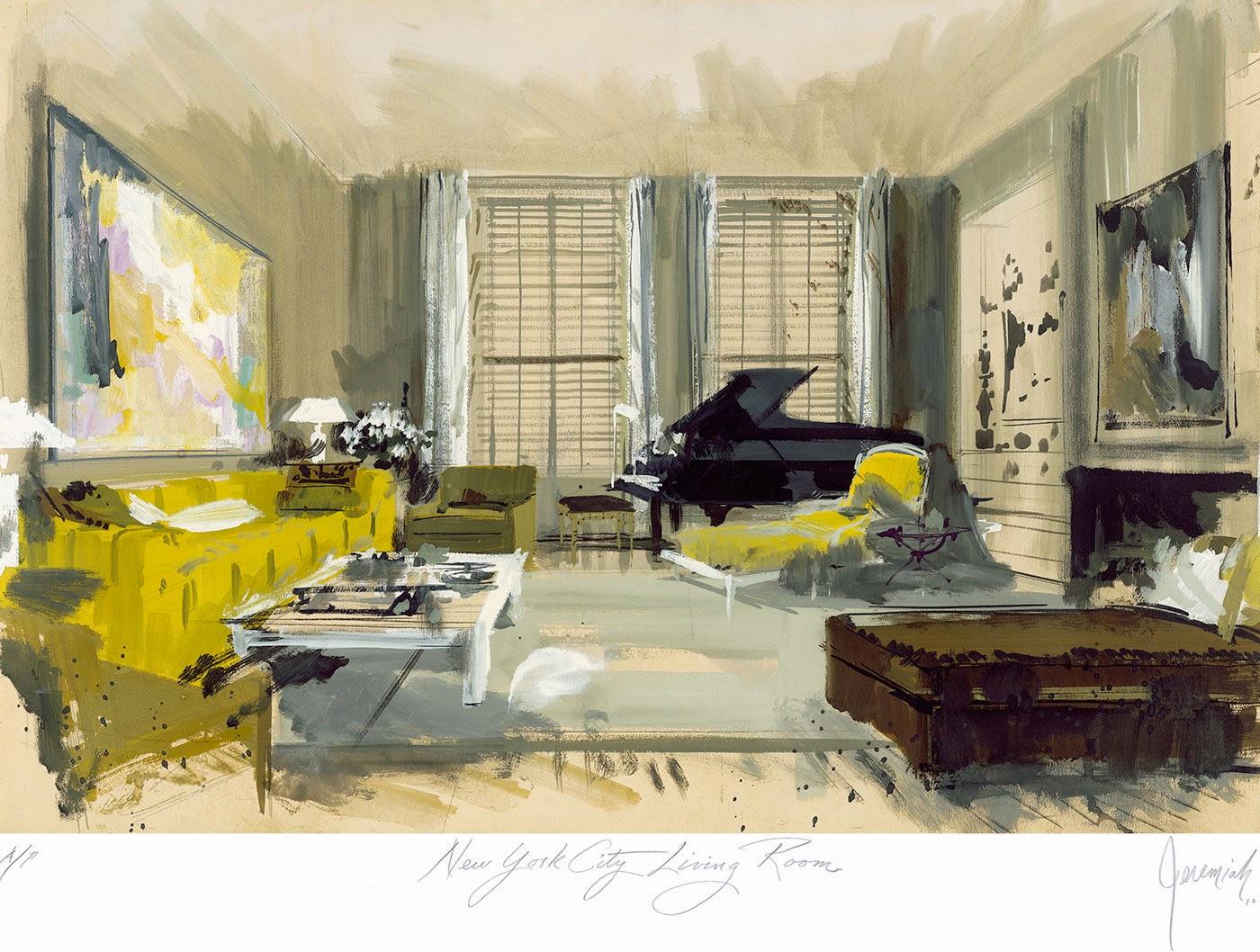 Interior Design Descriptive Words jeremiah goodman - plus deco - interior design blog