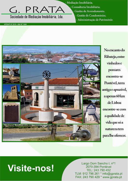 G. PRATA - Soc. de Mediação Imobiliária Ldª.