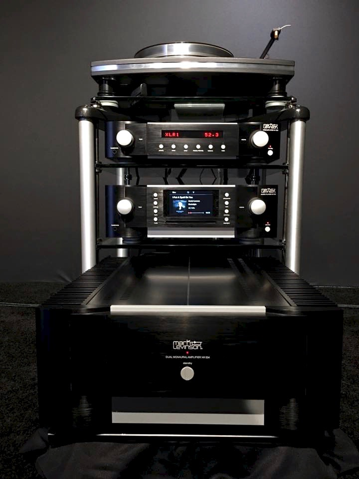 mono and stereo high end audio magazine mark levinson. Black Bedroom Furniture Sets. Home Design Ideas