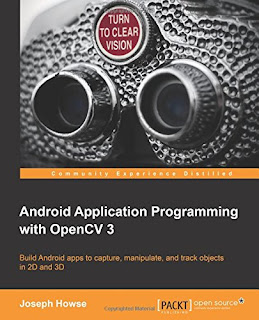 Android Application Programming Amongst Opencv 3