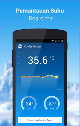 cooler master - cooling android