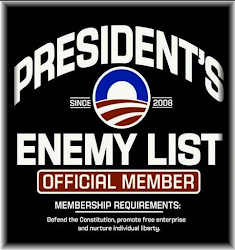 <b>President&#39;s Enemy List</b>
