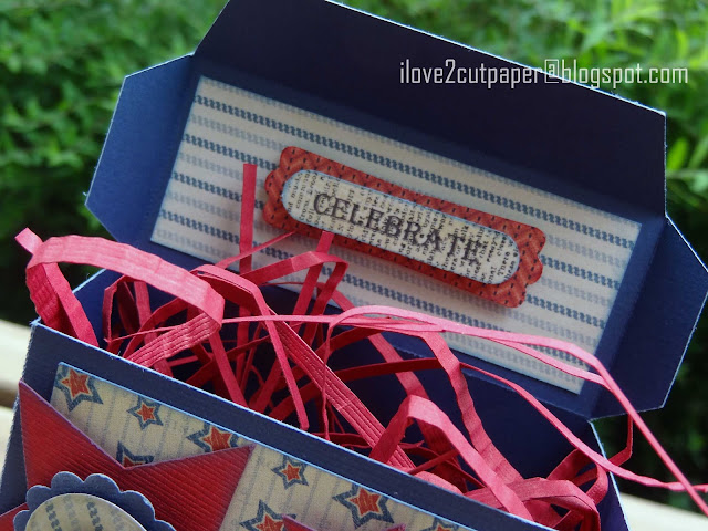 4th July, Banner Box, Cut It Up Challenge Blog, Cut It Up Design Team, Pazzles, Pazzles Inspiration, Pazzles Inspiration Vue, Print and Cut, svg, cutting files, templates