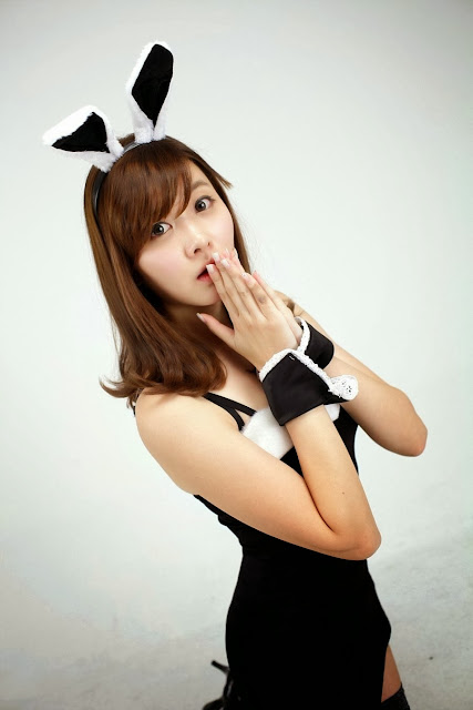 4 Bunny Eared Jung Se On - very cute asian girl-girlcute4u.blogspot.com