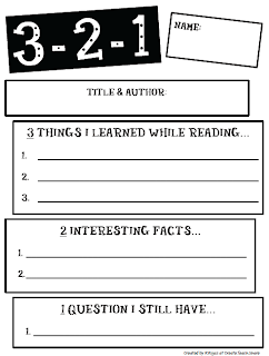 Summarizing Nonfiction Graphic Organizer Non-fiction know-it-alls