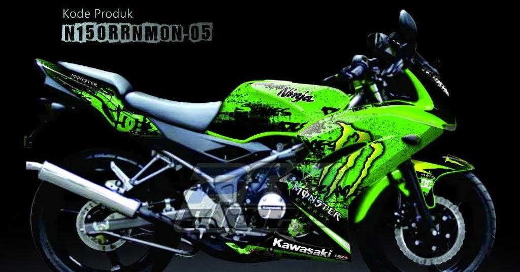 Harga Kawasaki Ninja RR Dan Spesifikasi Mei 2018