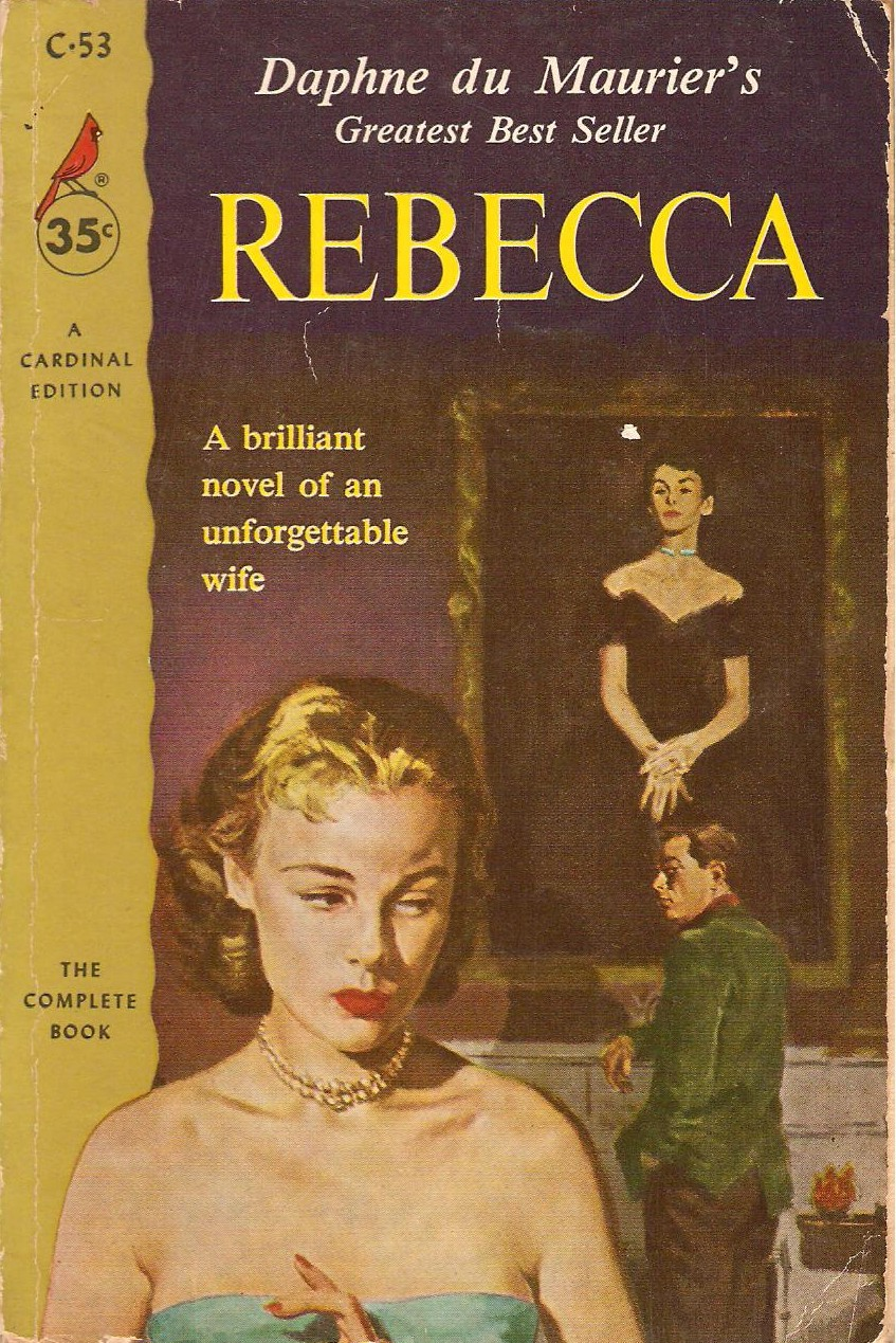 rebecca daphne du maurier thesis Daphne du maurier wrote the novel rebecca go  who wrote rebecca the novel  her senior thesis was titled the eye and its appendages.