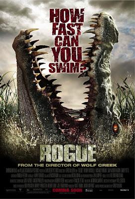 Cá Sấu Ăn Thịt Người - Rogue