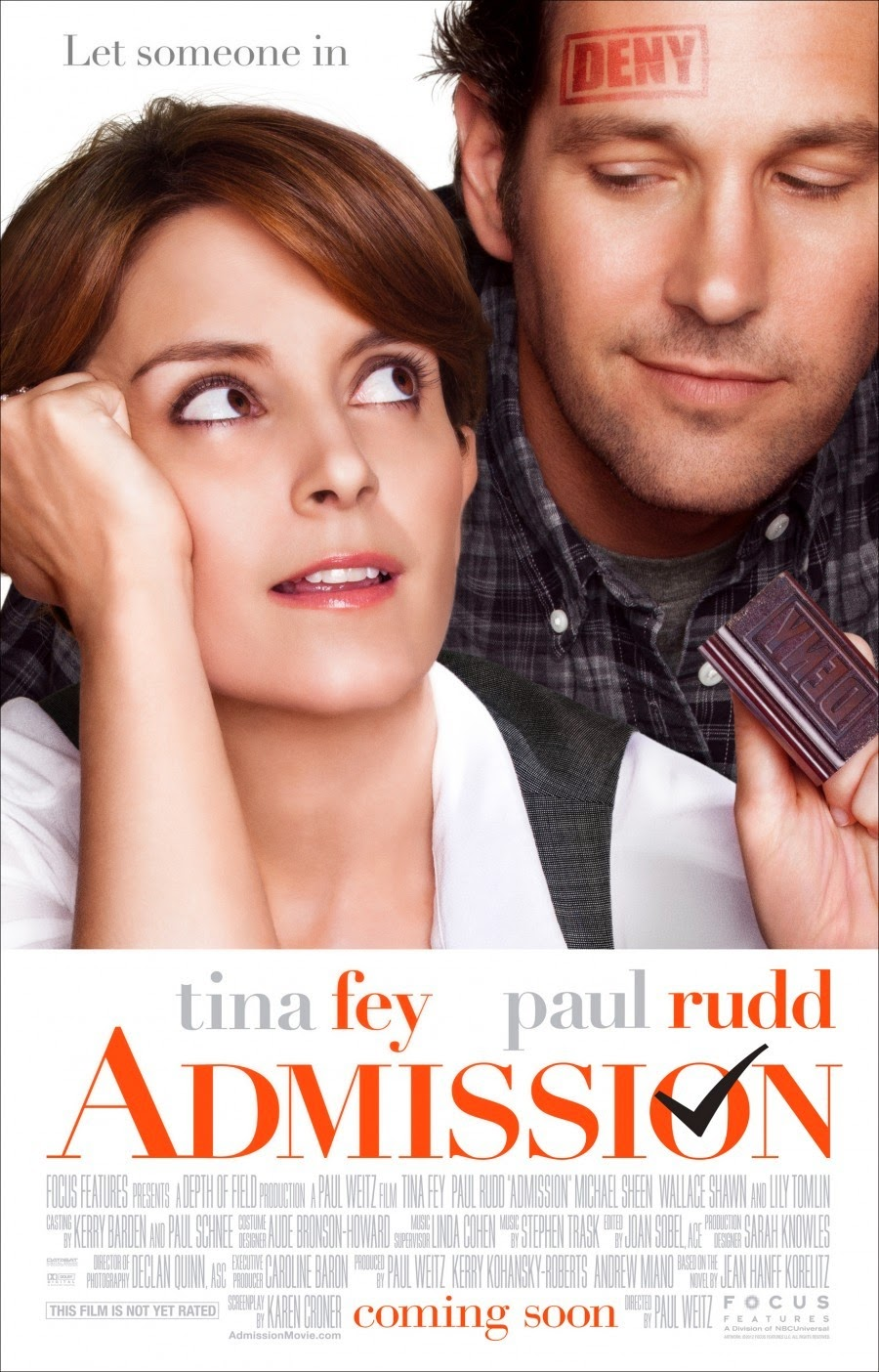 Admission (2013)  ταινιες online seires xrysoi greek subs
