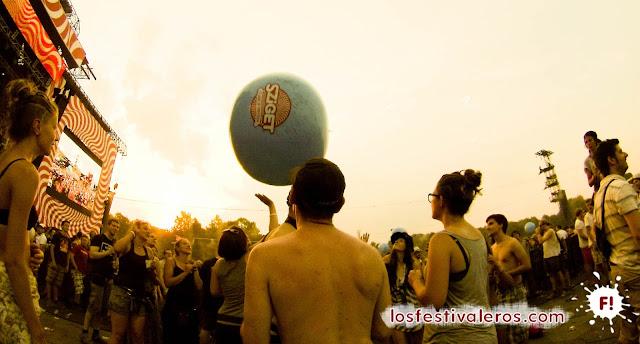 Festival, Sziget, Música, Concierto, Directo, Público, Gente