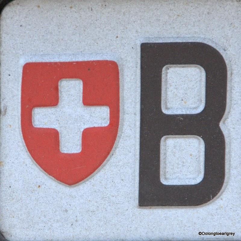 European Numberplate: Switzerland