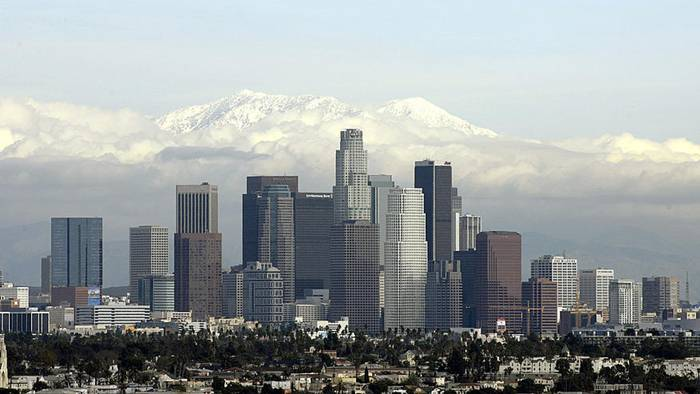 Los Angeles is home to the largest Mexican, Guatemalan, and Korean populations outside of those countries. Almost 40 percent of the city's population was born outside the United States.
