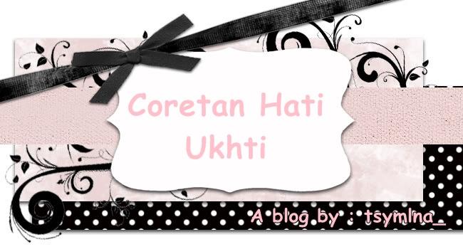 Coretan Hati Ukhti