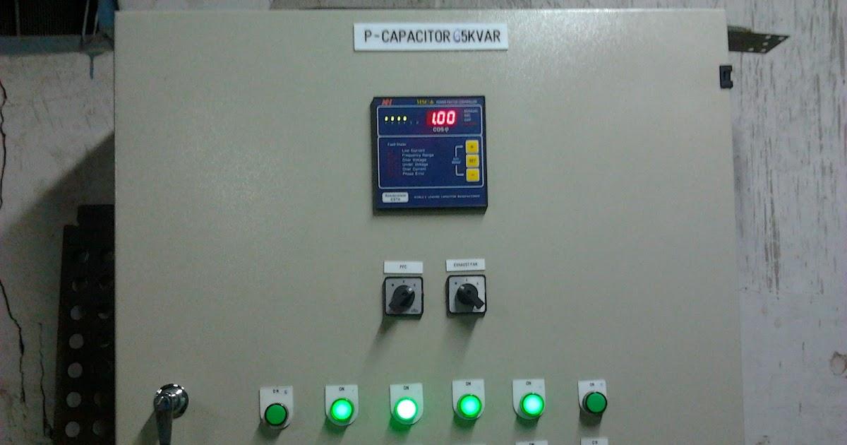 Etnik Sugitama Engineering     PANEL       CAPACITOR       BANK     POWER