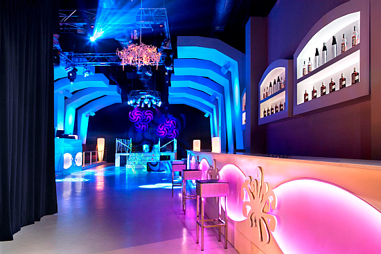 Ego Whimsy Inspiration Modern Night Club Design