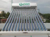 Sửa chữa máy nước nóng năng lượng trời sunpo