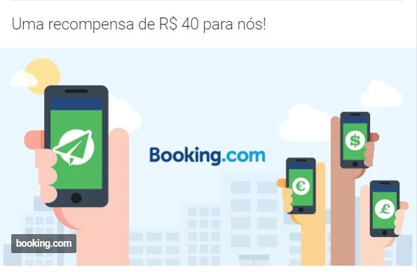 Ganhe Bonus Booking.com