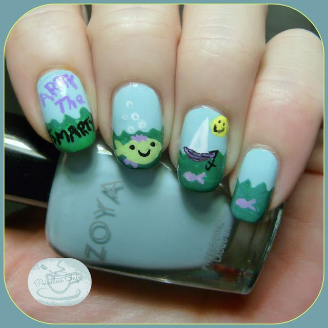 Arty-the-Smarty-Nail-Art-Cartoon