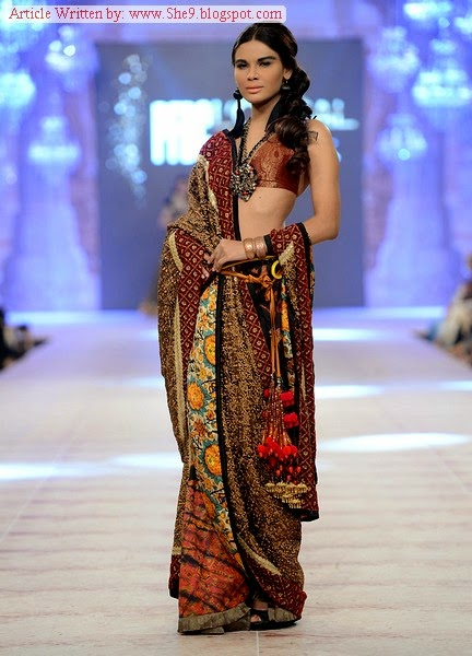 Sana Safinaz Bridal Fashion Show at PFDC