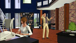Screenshot Game the sims 3: High-End loft Studio