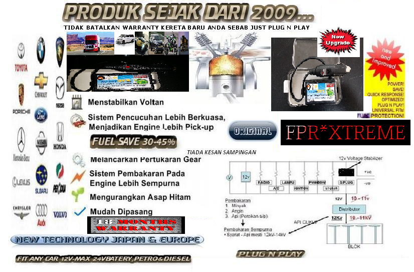 unit stabilizer sistem fix any car