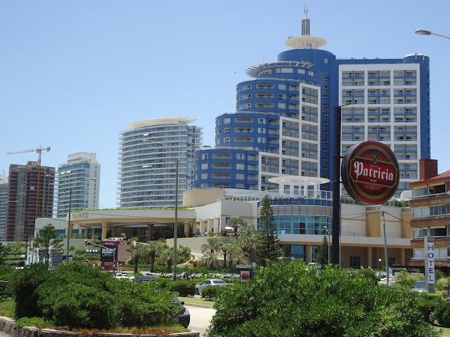 Punta del Este, Uruguai, Hotel Conrad