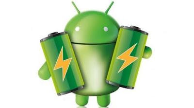 cara agar baterai android lebih tahan lama