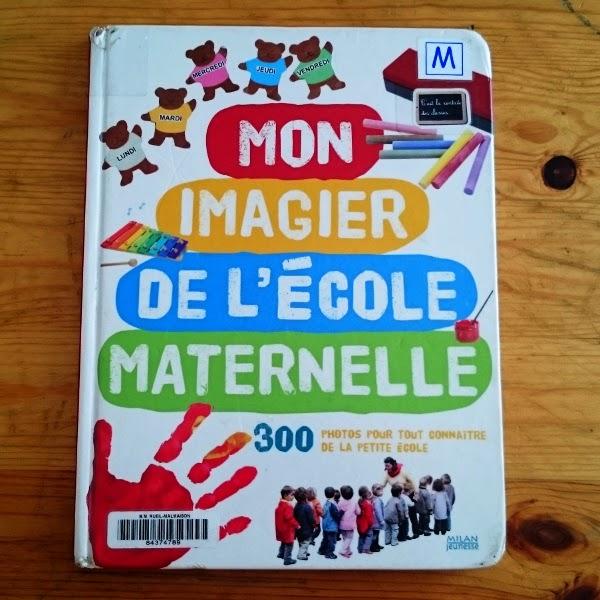 Mon Imagier De L Ecole Maternelle Chut Les Enfants Lisent 35