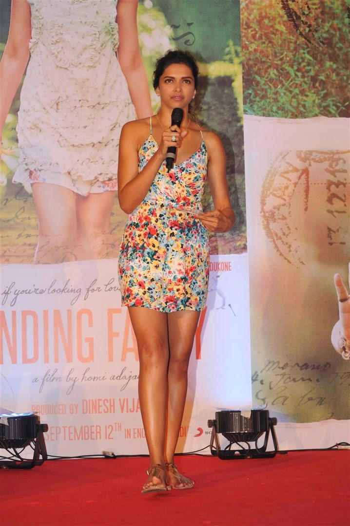 Finding Fanny New Song Launch event