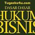 Pengertian Hukum, Bisnis dan Hukum Bisnis