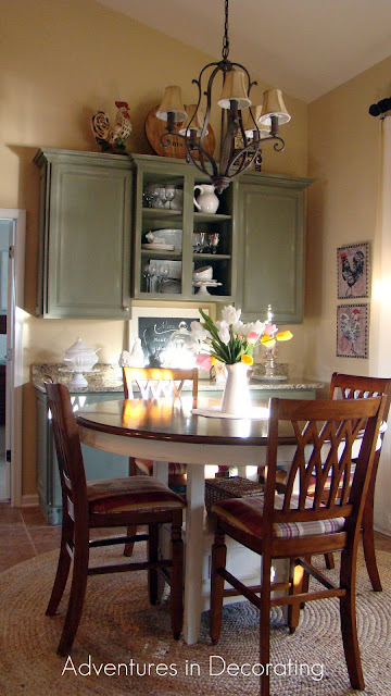 breakfastdeb Traditional ranch style home tour in Myrtle Beach, SC