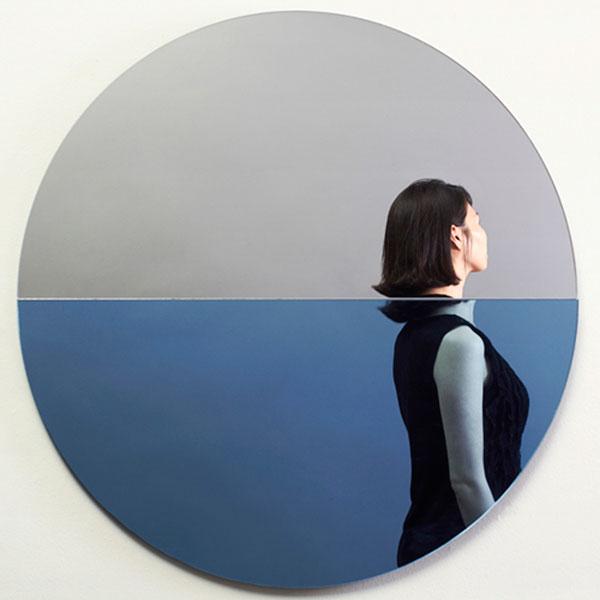 Fathom Mirror by Joe Doucet