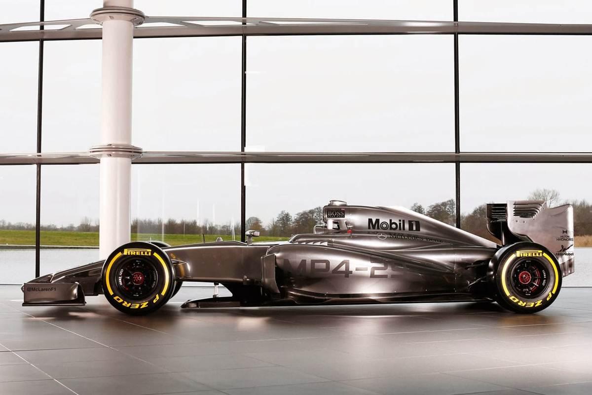McLaren MP4-29 2014
