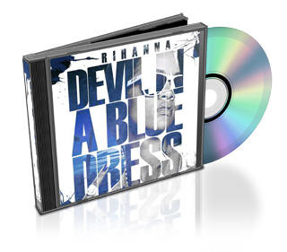 Download CD Rihanna Devil In A Blue Dress 2012