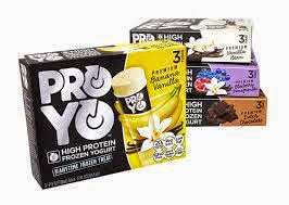 ProYo frozen yogurt